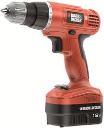 Шуруповерт Black&Decker EPC12CABK