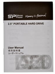 "2.5"" Внешний HDD Silicon Power Armor A30 [SP020TBPHDA30S3W]"