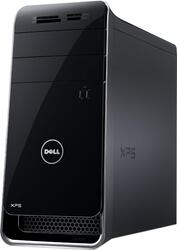 ПК Dell XPS 8700 MT i5 4440/8Gb/1Tb 7.2k/R9 270 2Gb/DVDRW/Win 8.1 Single Language 64/BT/black/клавиатура/мышь/Wifi