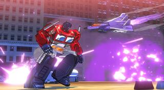 Игра для Xbox 360 Transformers: Devastation
