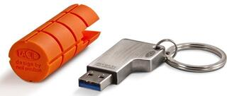 Память USB 3.0 LaCie RuggedKey 16 Gb