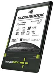 "Электронная книга Globus Book 6"" E-ink/800х600/Wi-Fi"