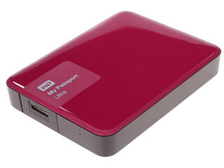 "2.5"" Внешний HDD WD My Passport Ultra [WDBNFV0030BBY]"