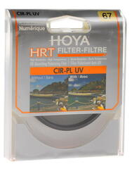 Фильтр Hoya PL CIR UV 67