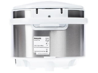 Мультиварка Philips HD 3077/40 серебристый