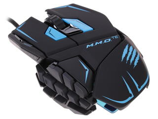 Мышь проводная Mad Catz M.M.O.TE Gaming Mouse