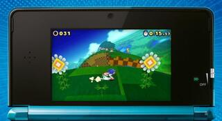 Игра для 3DS Sonic: Lost World
