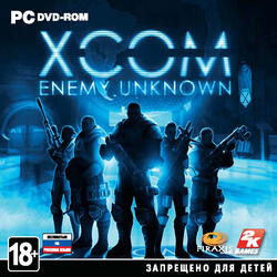 "[153444] Игра ""XCOM: Enemy Unknown (русская версия)"" DVD"