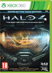 Игра для Xbox 360 Halo 4 Game Of The Year Edition