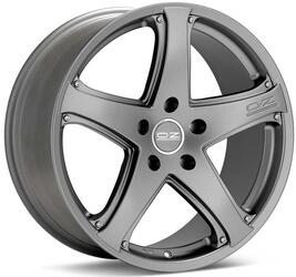 Автомобильный диск Литой OZ Racing Canyon ST 10x22 5/150 ET 39 DIA 110,6 Matt Graphite Silver