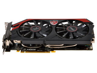 Видеокарта MSI GeForce GTX 760 Gaming [N760 TF 2GD5/OC]