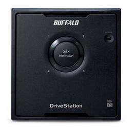 "3.5"" Внешний HDD Buffalo DriveStation Quad [HD-QL4TU3R5-EB]"