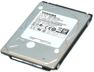 "Жесткий диск 2.5"" SATA-II 750Gb 9.5mm Toshiba [MQ01ABD075] 5400rpm"