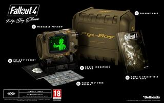 Игра для Xbox One Fallout 4. Pip-Boy Edition