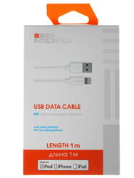 Кабель InterStep USB - Lightning 8-pin