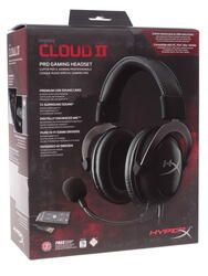 Наушники HyperX Cloud II [KHX-HSCP-GM]