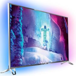 "65"" (165 см)  LED-телевизор Philips 65PUS9809 серебристый"