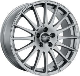 Автомобильный диск Литой OZ Racing Superturismo GT 6,5x15 5/100 ET 35 DIA 68 Race Silver + Black Lettering