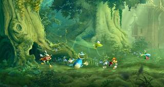 Игра для PS4 Rayman Legends