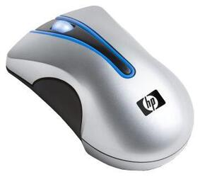 Мышь беспроводная HP Wireless Optical Mobile Mouse KU916AA