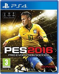 Игра для PS4 Pro Evolution Soccer 2016