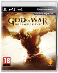 Игра для PS3 God of War: Восхождение