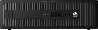 ПК HP EliteDesk 800 SFF i5 4670/4Gb/500Gb/Win 8.1 Prof 64 downgrade to Win 7 Prof 64/клавиатура/мышь (RUS)