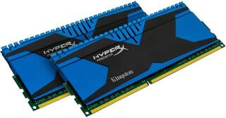 Память DIMM DDR3 4096MBx2 PC17000 2133MHz Kingston CL11-12-11