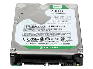 Жесткий диск WD Green Intellipower WD20NPVX 2 Тб