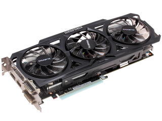 Видеокарта GIGABYTE GeForce GTX 760 [GV-N760WF-2GD]