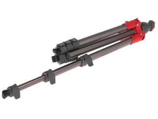 Штатив Manfrotto MKCOMPACTLT-RD серебристый