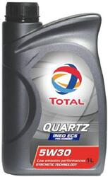 Моторное масло TOTAL QUARTZ INEO ECS 5W30 166252