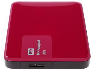 "2.5"" Внешний HDD WD My Passport Ultra WDBDDE0010BBY"