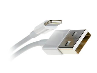 Кабель Apple ME291ZM/A USB - Lightning 8-pin белый