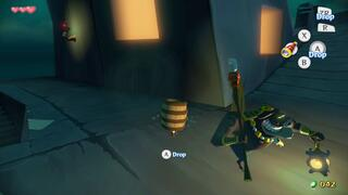 "Игра для Wii U ""The Legend of Zelda: The Wind Waker HD"" + Игра в подарок"