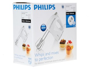 Миксер Philips HR1459/00 белый