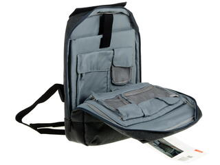 "15.6"" Сумка - трансформер Acme PEAK Messenger bag + Backpack(113116) серый"