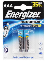 Батарейка Energizer Maximum LR3