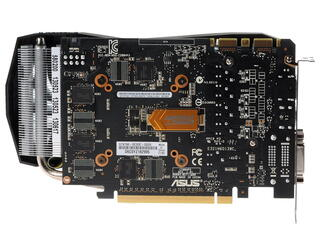 Видеокарта ASUS GeForce GTX 760 [GTX760-DC2OC-2GD5]