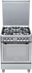 Газовая плита Hotpoint-Ariston CX65S72 (X) IT/HA H серебристый