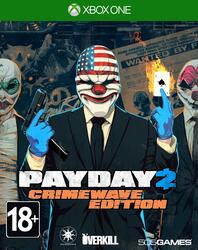 Игра для Xbox ONE Payday 2 Crimewave Edition