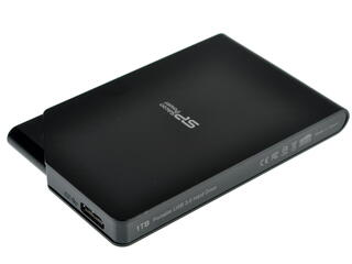 "2.5"" Внешний HDD Silicon Power Stream [SP010TBPHDS03S3K]"