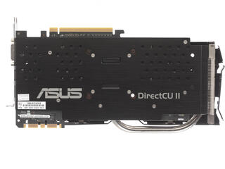 Видеокарта ASUS GeForce GTX 970 [STRIX-GTX970-DC2OC-4GD5]