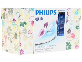 Утюг Philips GC2045/26  голубой