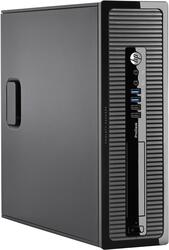 ПК HP ProDesk 400 SFF P G3220/4Gb/500Gb/DVDRW/Win 8.1 Prof 64 downgrade to Win 7 Prof 64/клавиатура/мышь