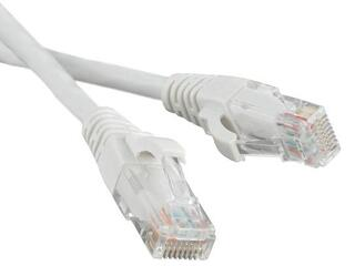 Патч-корд Hyperline PC-LPM-UTP-RJ45-RJ45-C5e-5M-WH