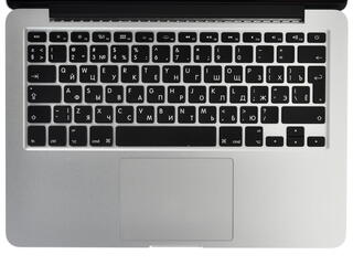 "13.3"" Ноутбук Apple MacBook Pro Retina (Z0QP000G2) серый"