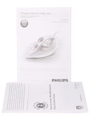Утюг Philips GC1029/40 красный