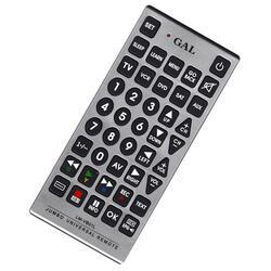 Большой универсальный пульт 28,5 см jumbo universal remote youtube.
