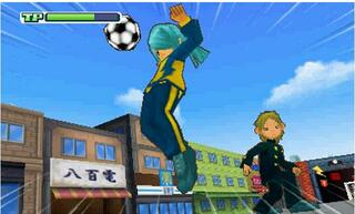 Игра для 3DS Inazuma Eleven 3: Lightning Bolt